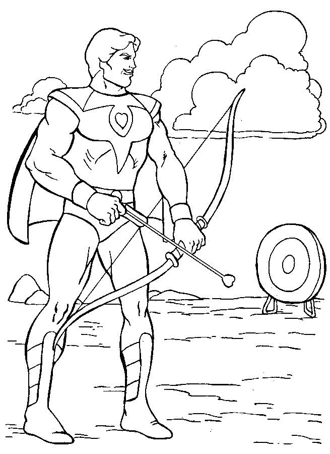 ra coloring book pages - photo#28
