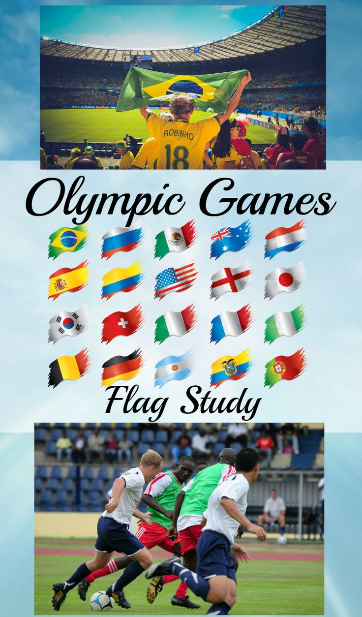 A flag study to use along with the Summer Olympic Games.  Get excited and follow the events at Rio 2016, while exploring geography and culture. Great lesson to incorporate current events and increase engagement.