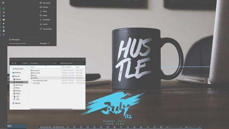 [WIP] Hustle