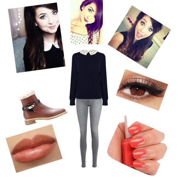 Inspired By Zoella: 33 Best Zoella Fashion Images On Pinterest