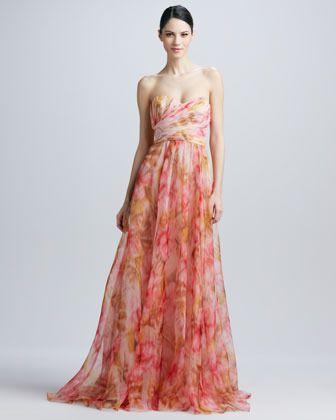 267 besten Gowns Bilder auf Pinterest   Abendkleid, Party mode und ...