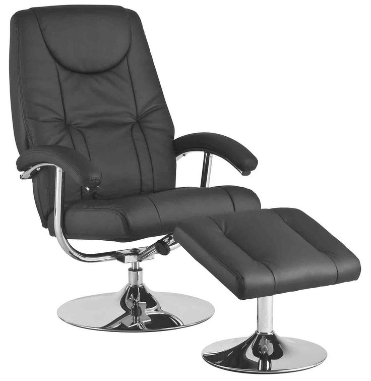 TV-Sessel schwarz