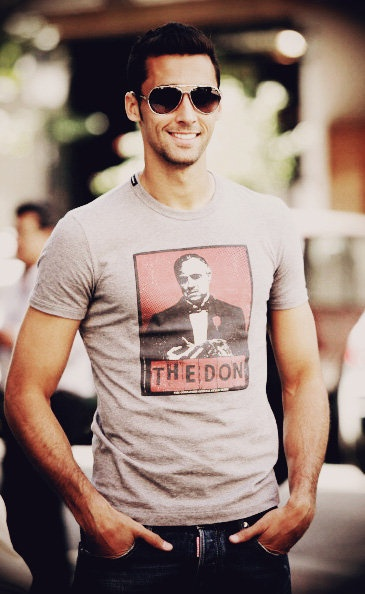 Is Alvaro Arbeloa Liverpool FC's best looking player ever? You decide?