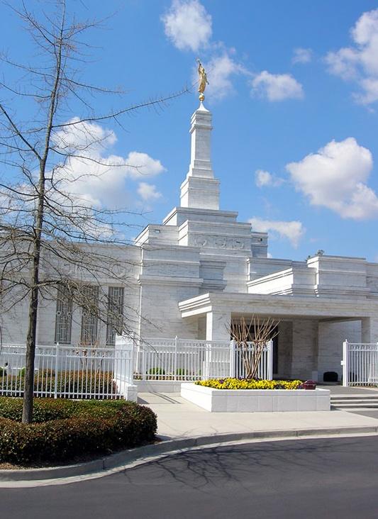 Columbia South Carolina Temple