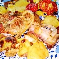 Fotografie receptu: Živáňská v pekáči