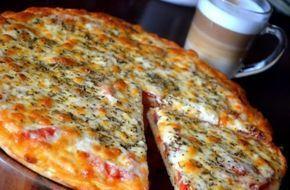 Amikor megkóstoltam ezt a pizzát le is írtam a receptjét, hogy biztosan meglegyen! - Ketkes.com