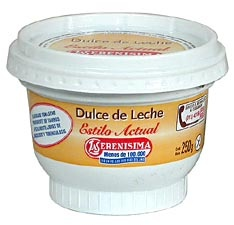 Dulce de leche La Serenísima