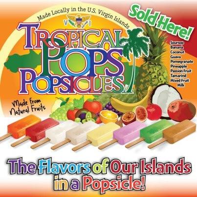 fruit salad ice pops passion fruit and guava pops passion fruit guava ...