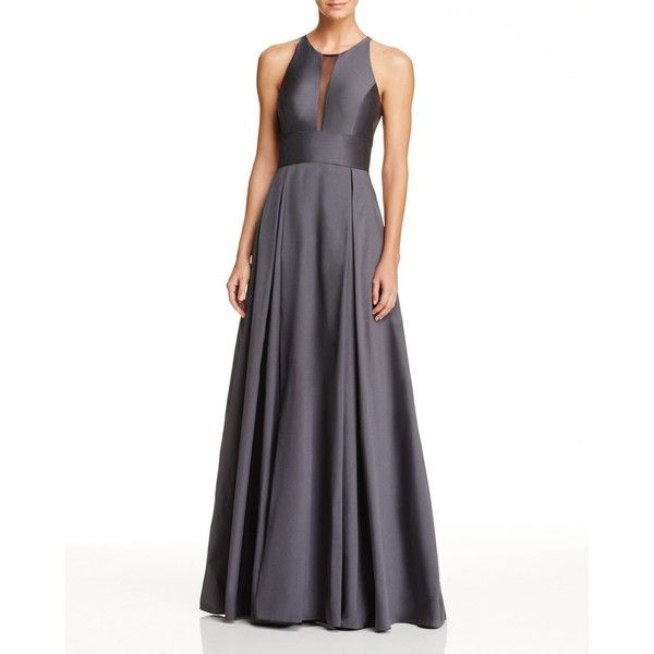 Now 55% off, $158 - Shop this and similar Aidan Mattox gowns - An evening-ready stunner found only at Bloomingdale's, Aidan Mattox's taffeta gown flaunts a shee...