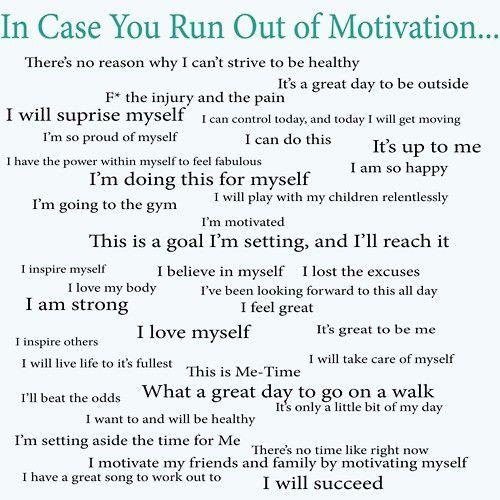 Must practice: positive self talk