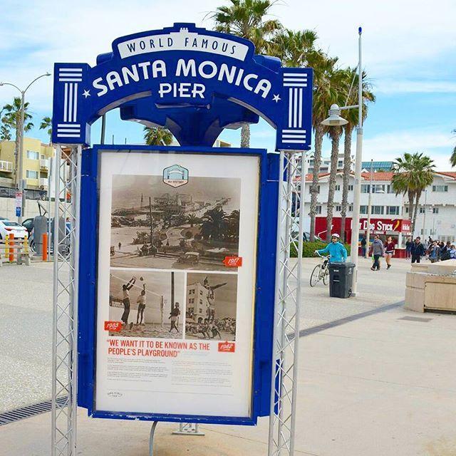 Santa Monica Pier, Los Angeles ➖➖➖➖➖➖➖➖➖➖➖➖➖➖ #santamonica #santamonicapier #losangeles #la #california #Kalifornien #sign #beachday #beachlife #Beach #santamonicabeach #venice #wanderlust #Travelgram #worldtraveller #travel #travel #travelling #Urlaub #potd #germanblogger #blogger #Reise #reiseblogger #vacation #koffergepackt