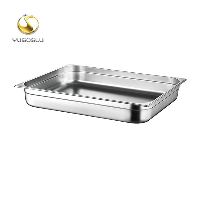 1 1 Size Gn Pan Ss304 Stainless Steel Anti Jam Steam Table Pan In 2020 Steam Table Pans Steam Tables Steel