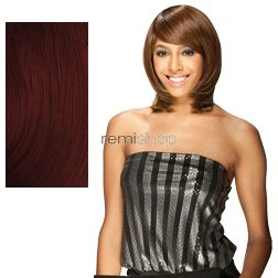 Equal (SNG) Band Full Cap Bounce Girl - Color 530 - Synthetic (Curling Iron Safe) Full Cap Wig