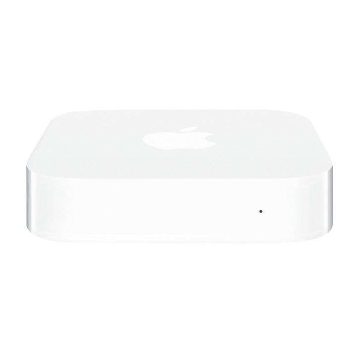 Apple AirPort Express Base Station - White (MC414LL/A)