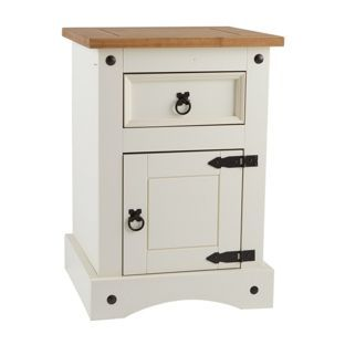 Buy Collection Puerto Rico Bedside Chest - Two Tone Finish at Argos.co.uk, visit…