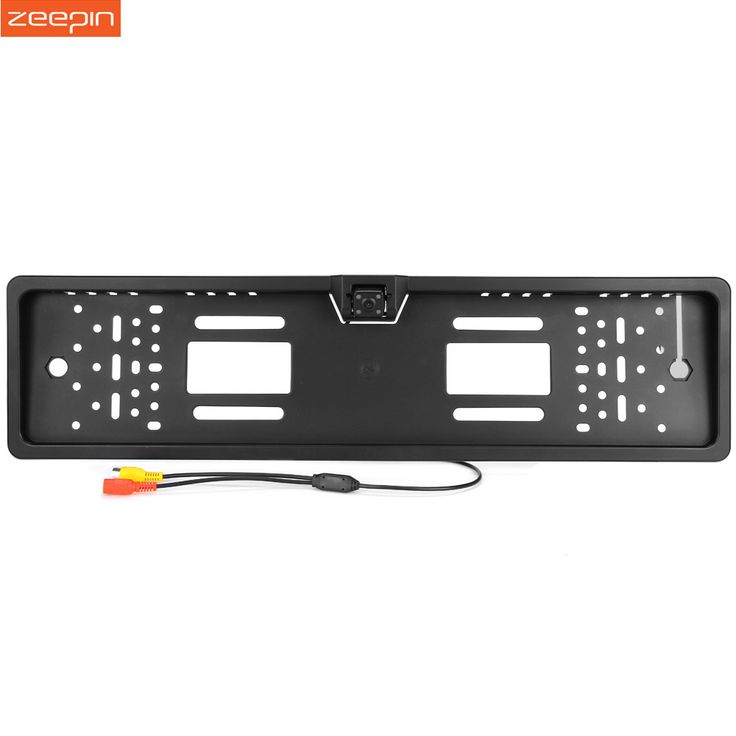 compare prices european license plate frame car rear view camera 140 degree 4 led light ir night #led #backup #lights