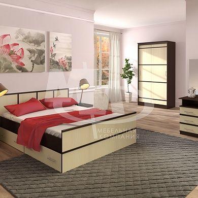 Спальня Сакура купить в Екатеринбурге | Мебелька