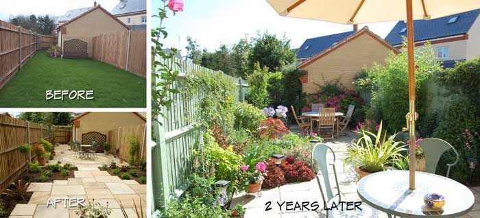 long narrow deck pictures | ... deck down and praying the plants you've just purchased survive long