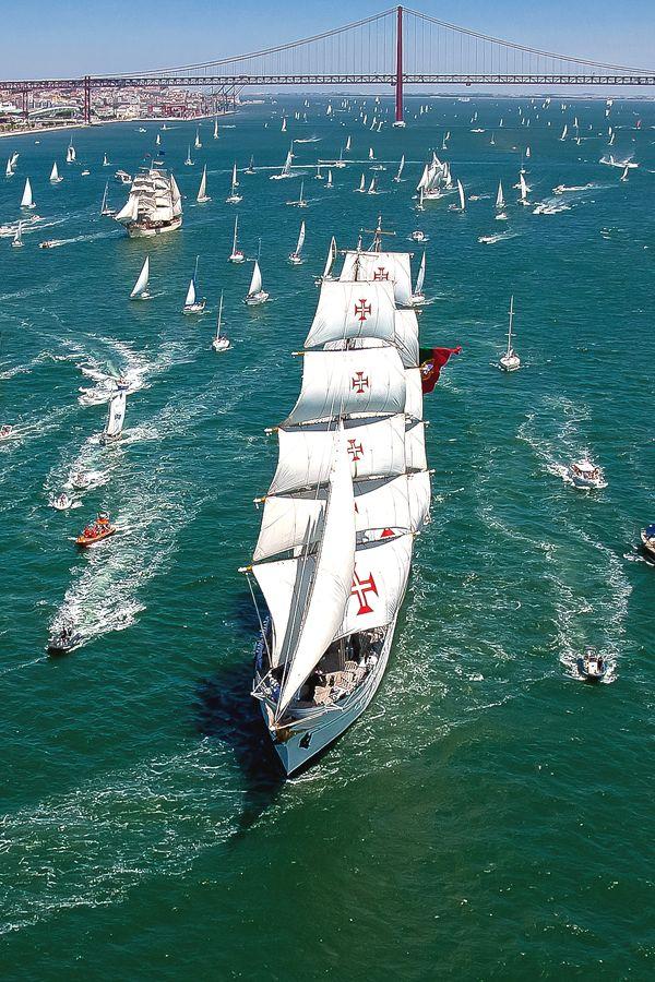 Uma das maiores regatas mundiais está de volta a Portugal, desta vez ao encontro da terra de Vasco da Gama: Sines.