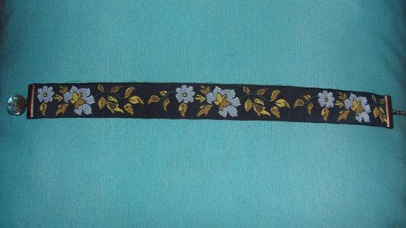 Flowers Ribbon Bookmark by CreationsbyGC1 on Etsy, €5.00