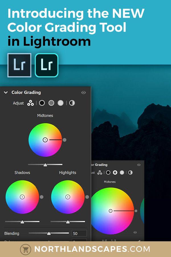Color grading lightroom