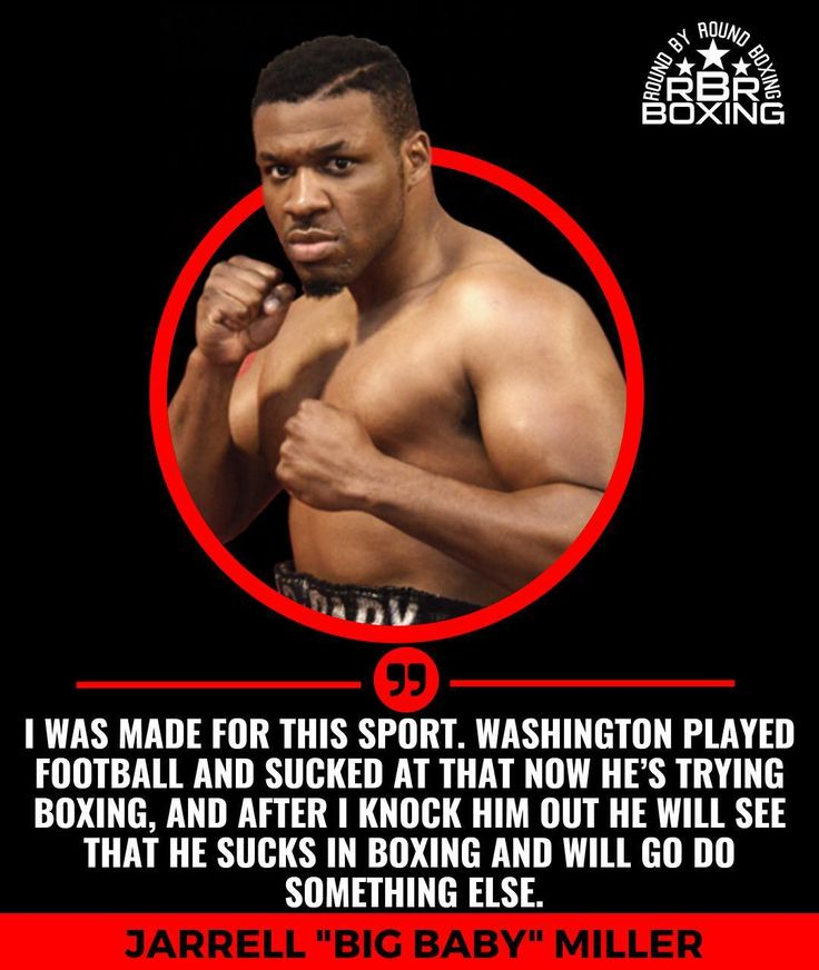 You don't want to miss @bigbabymiller vs. @gwgallonegro Saturday night on the #BronerGarcia undercard. Check out the full interview @vladimirlik did with Jarrell Miller at RBRBoxing.com.  #Boxing #Boxeo #RoundByRoundBoxing #RoundByRound #RBRBoxing #RBRBuzz #BronerGarcia #BrooklynBoxing #Showtime #ShowtimeBoxing #BarclaysCenter #BoxingFanatik #BoxingHype #Boxen #BoxingGuru #TagYourSquad #WhoWins #Heavyweight #PremierBoxingChampions #BigBaby #GalloNegro #MillerWashington #WashingtonMiller