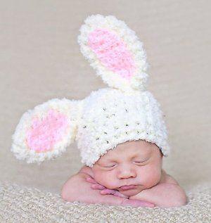 So Precious ~ Love the Bunny Hat