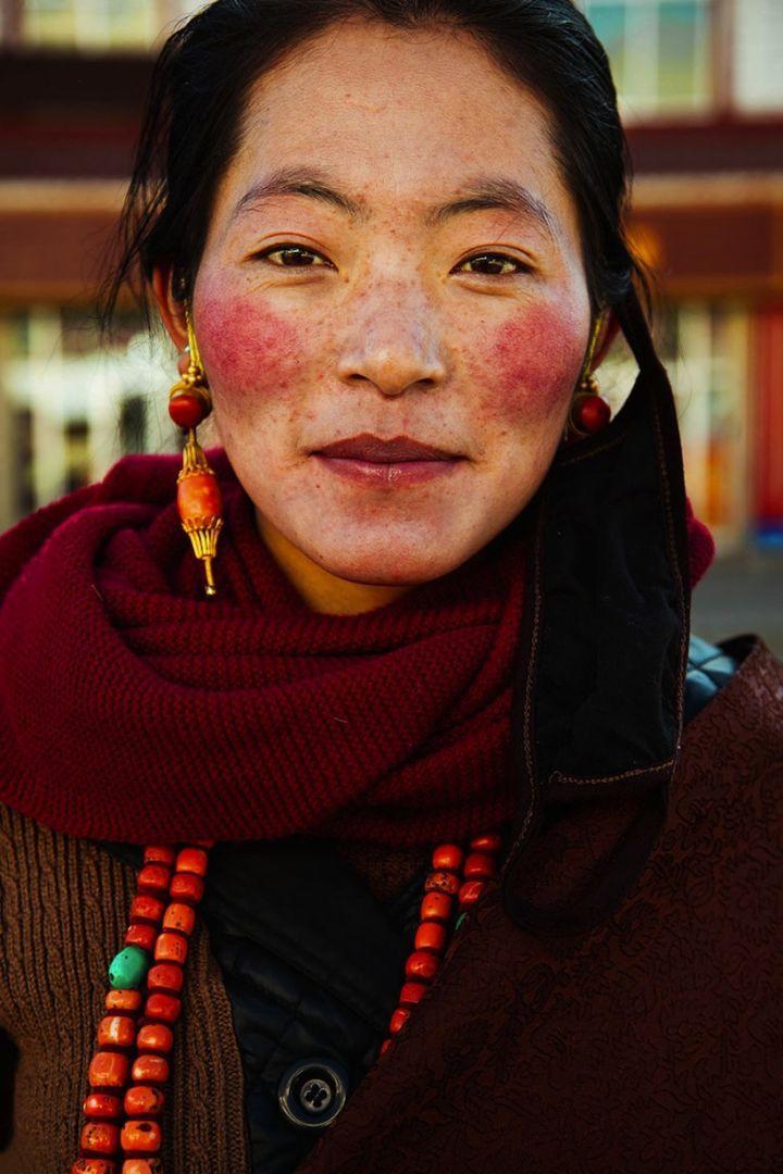 Plateau Tibétain, Chine © Mihaela Noroc