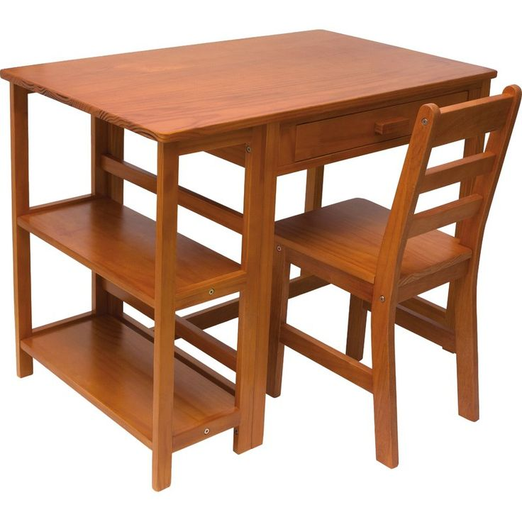 Bisa kids study 36 writing desk and chair set desk and
