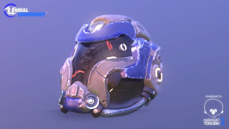 Unreal Tournament UGC: Elite Assassin Helmet, Oleg Knyazev on ArtStation at https://www.artstation.com/artwork/unreal-tournament-ugc-elite-assassin-helmet