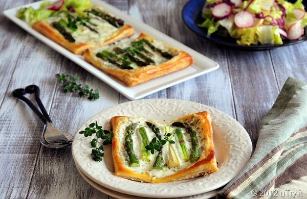 Mascarpone Asparagus Tarts: Food Worth, Food Ideas, Asparagus Tarts, Yummy Food, Aspargus Tarts, Creative Mothers, Mascarpone Asparagus, Tarts Favorite Recipes, Breakfast Recipes