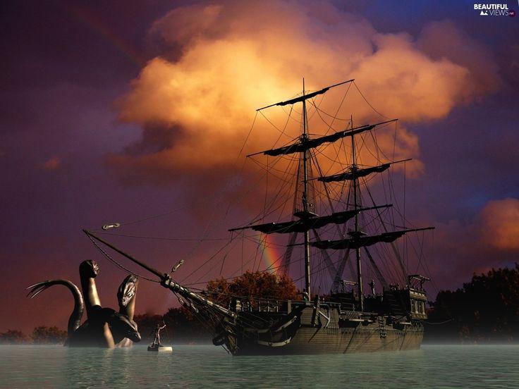 great fantasy rainbows