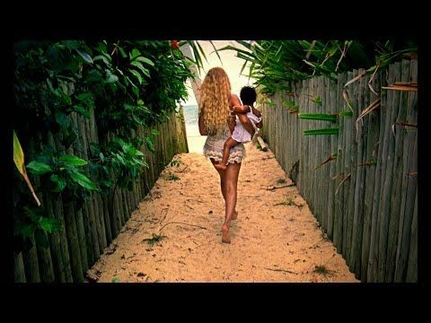 """Another favela fly-over scene in a music video!   Beyoncé announced her new album on Dec. 13. She also released a preview of the video for """"Blue"""" which shows favelas in Rio de Janeiro."""