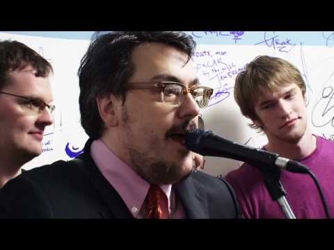 They Might Be Giants cover Chumbawamba is GREAT! They make me like this song. Funny to see the people getting way into to but with the Giants who wouldn't!
