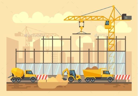 Building Construction Process, Engineering Tools