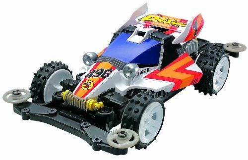 18625 Mini 4WD JR Dash-1 Emperor MS Chassis by Tamiya. $21.51. High drive efficiency in the center of the body with double shaft motor that was stretched across the motor shaft. Consists of a three piece, center, and tail, MS chassis OK desorption at the touch of a button. Guests can enjoy a wide range of fast and change settings. In addition, the nose unit has adopted the N-02. Dash-1 Emperor machine was hugely popular as a leader of the boom four wheel drive...
