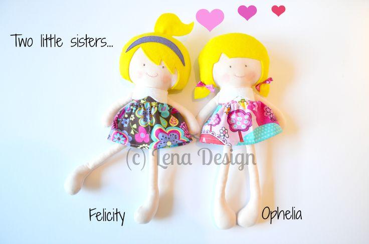 Felicity & Ophelia