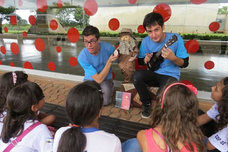 Programa Educativo do CCBB-Brasília.