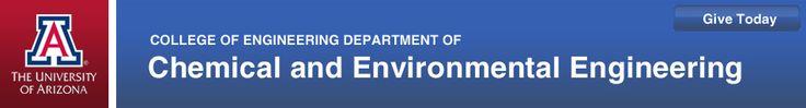 University of Arizona American Institute of Chemical Engineers http://che.arizona.edu/aiche/