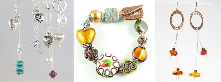 Neon Collection from NeonAmber Jewels... check us out www.neonamber.com