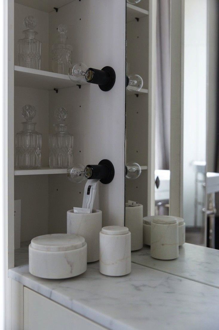 vicente bathroom lighting vicente wolf. Steal This Look: A Grand Bathroom In Antwerp By Vincent Van Duysen Vicente Lighting Wolf