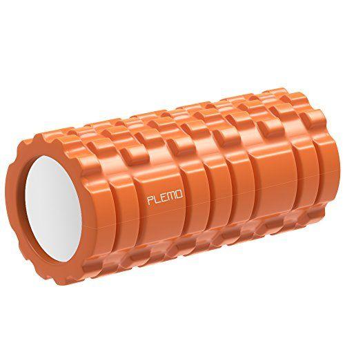 Nuova offerta in #assortito : PLEMO Rullo in Schiuma con una Struttura Solida e Liscia Rullo Muscolare per Fisioterapia / Allenamento / Stretching ed Esercizi Design Antiscivolo per la Postura e L'Equilibrio (Arancione) a soli 2319 EUR. Affrettati! hai tempo solo fino a 2016-11-08 23:29:00