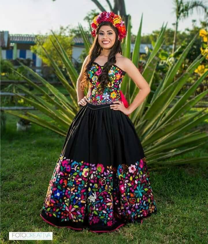 Pin De Norma Millan En Vestidos Xv Años Mexicanos Vestidos