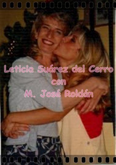 "Programa Hagalo Usted Misma -  ""Leticia Suárez del Cerro"""