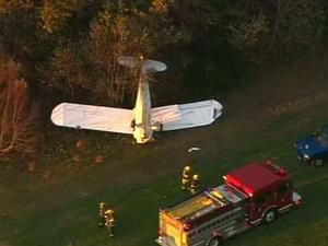 Two people were killed in a plane crash early this morning at Taunton Municipal Airport, authorities said. Taunton police received a call at 6:38 a.m. reporting a plane had crashed at the airport, according to Taunton police Lieutenant Robert Casey. The plane was attempting to take off when it went down near Westcoat Drive, the roadway leading to the airport, according to authorities. No one on the ground was injured.