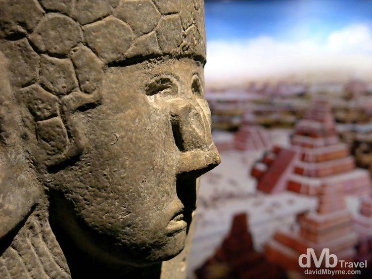 Chetumal, Yucatan, Mexico | dMb Travel - Travel with davidMbyrne.com | Museo de la Cultra Maya (Mayan Cultural Museum), Chetumal, Yucatan, Mexico.