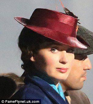 Lin-Manuel Miranda - Mary Poppins Returns - Jack the lamplighter - Emily Blunt - Mary Poppins