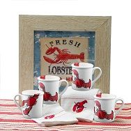 Shard Pottery\u0027s Lobster Design  sc 1 st  Pinterest & 27 best SHARD Dinnerware images on Pinterest | Cutlery Dinner ware ...