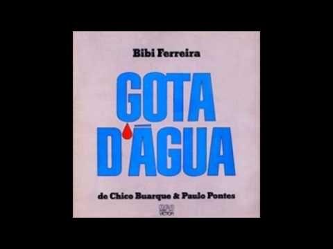 Flor da idade - Gota d'água (Bibi Ferreira) -  Gota d´água (1977). Peça Teatral de Chico Buarque e Paulo Pontes.