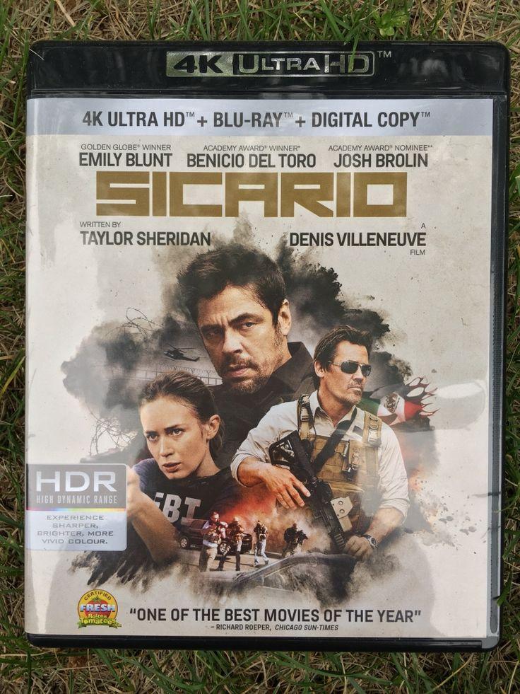 Sicario 4K UHD HDR!!  in Edmonton - letgo